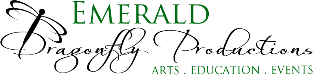 Emerald Dragonfly Productions Logo
