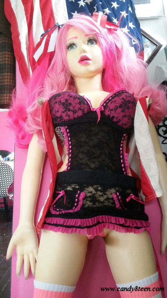 Taffy Love doll made in the USA