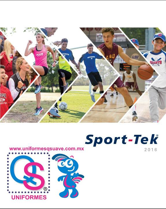 Catalogo ropa deportiva
