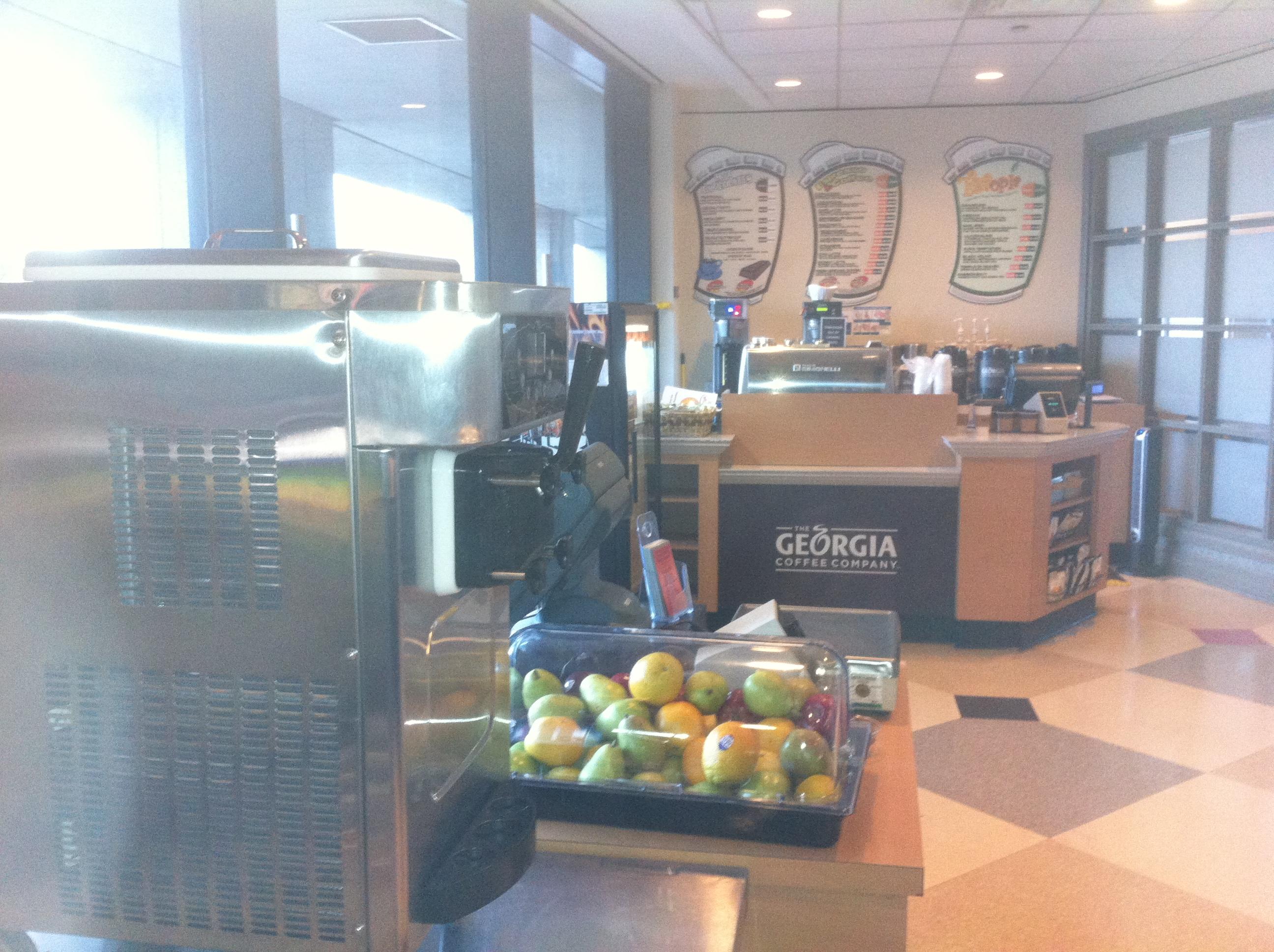 Ice Cream Machine Food Service Equipment Leasing
