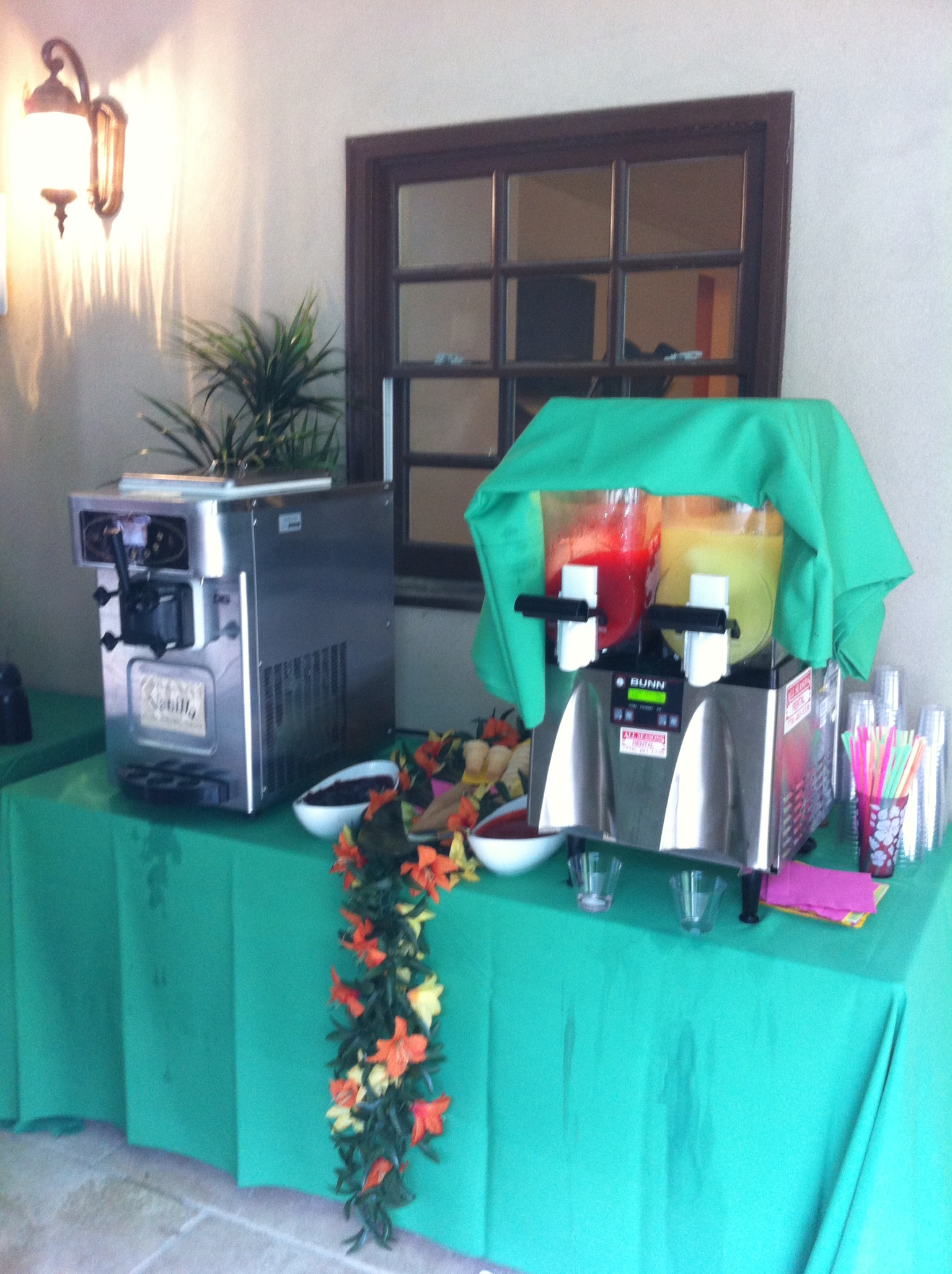 Private Party Event Catering Atlanta