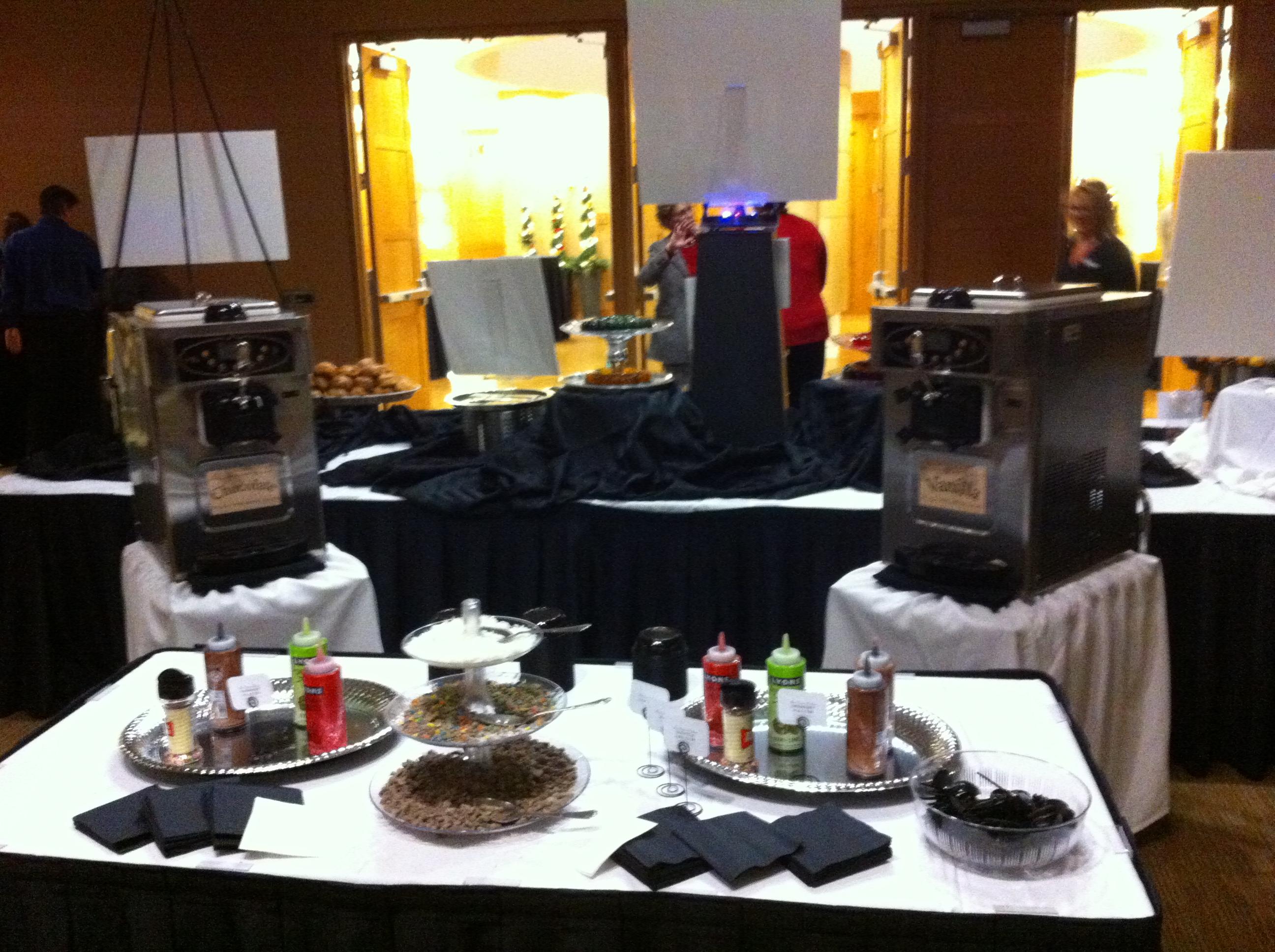 Atlanta Corporate Catered Dessert Event