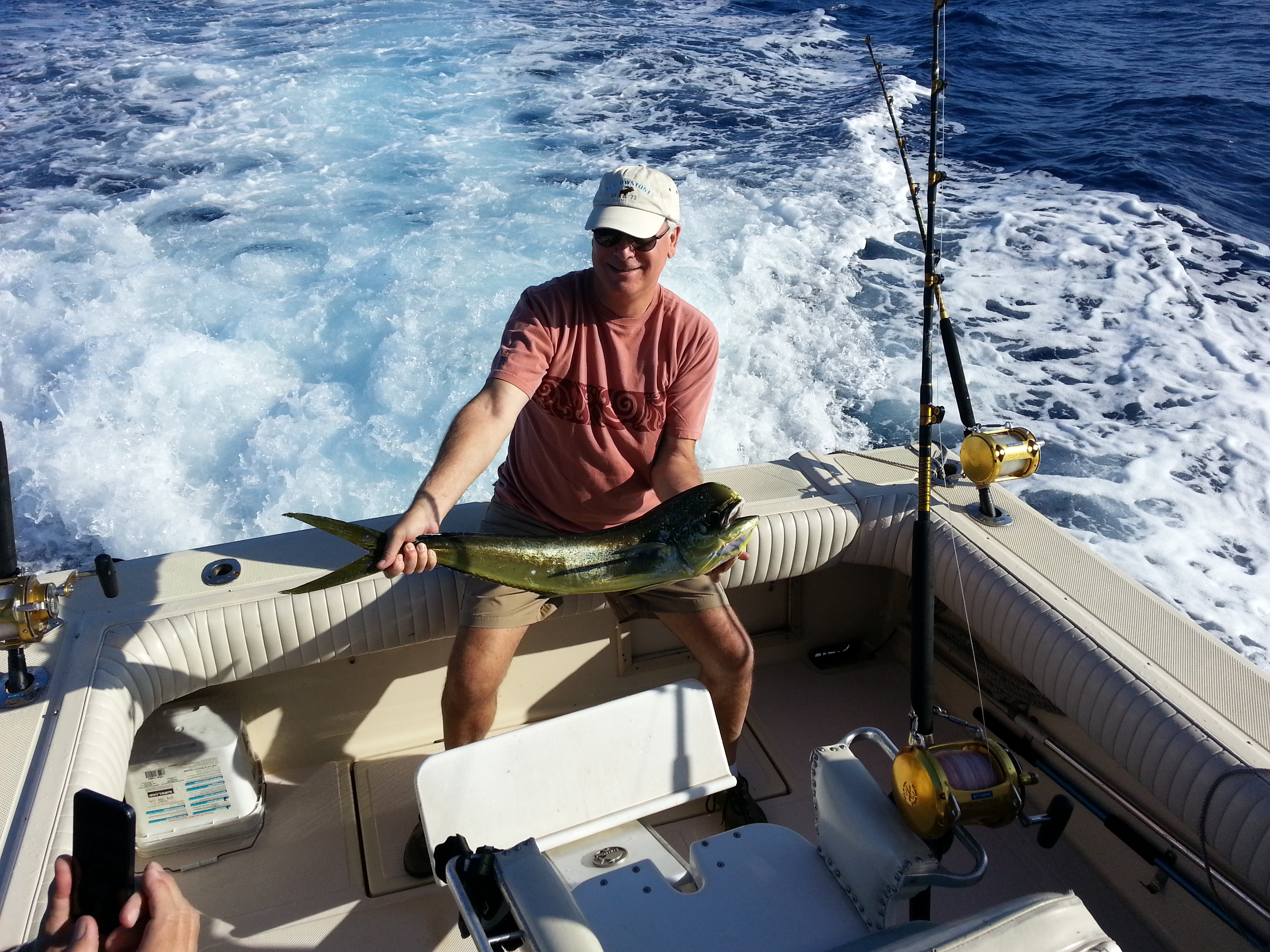 Photos kona fishing charters a 39 u struck fishing for Kona fishing charters