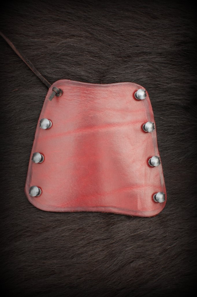 Leather Armguard - Small