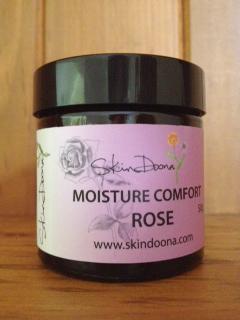 Moisture Comfort Rose 50g