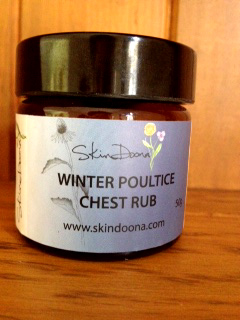 Winter Poultice - Chest Rub 50g