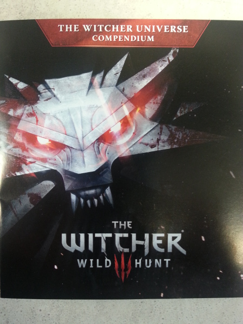 The Witcher Wild Hunt III-XBOX ONE