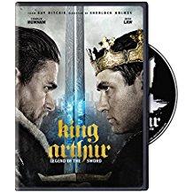 King Arthur Legend of Sword-HD