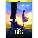 Disney The BFG-DVD