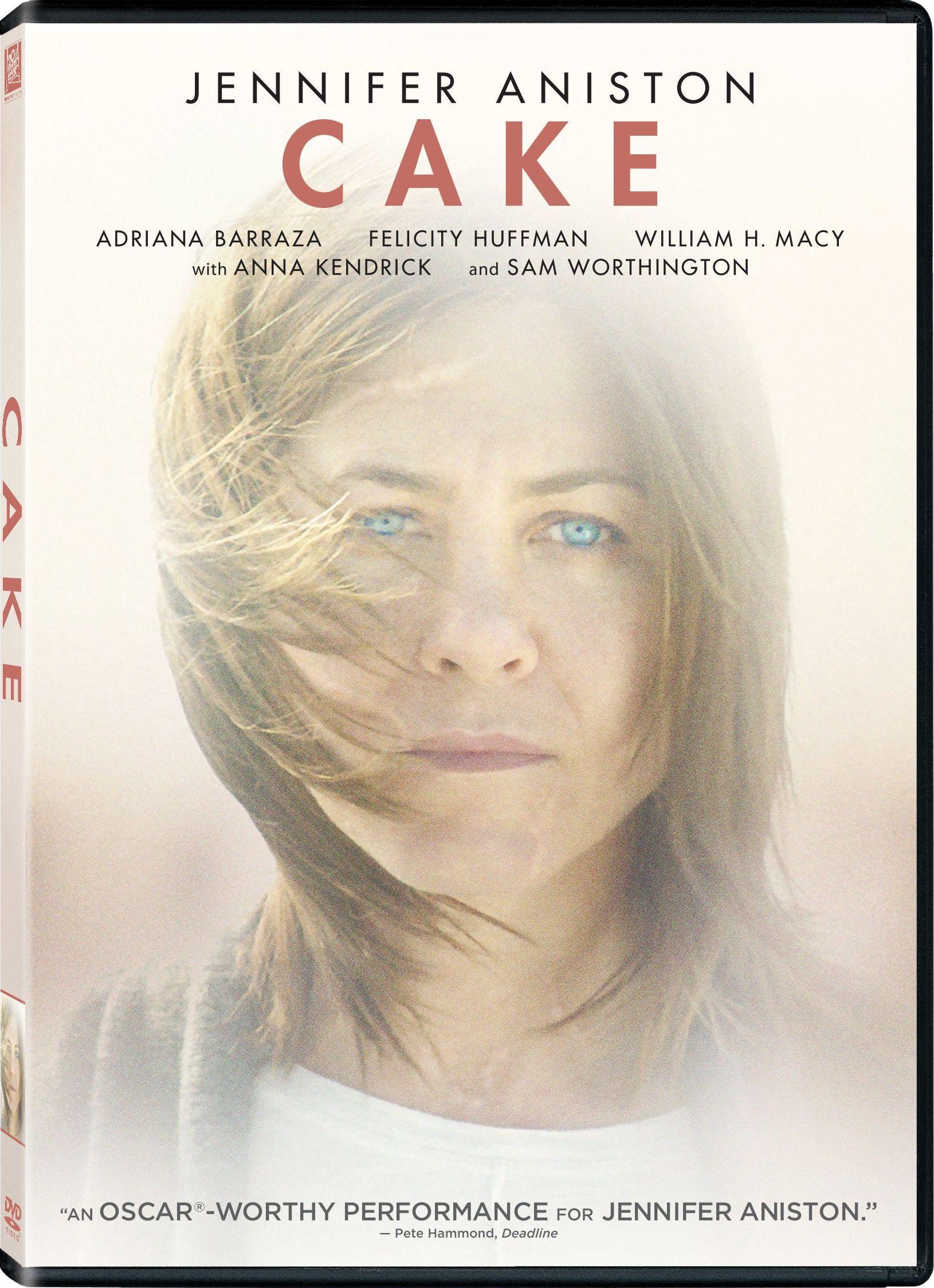 Cake-DVD