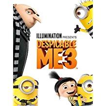 Despicable Me 3-HD