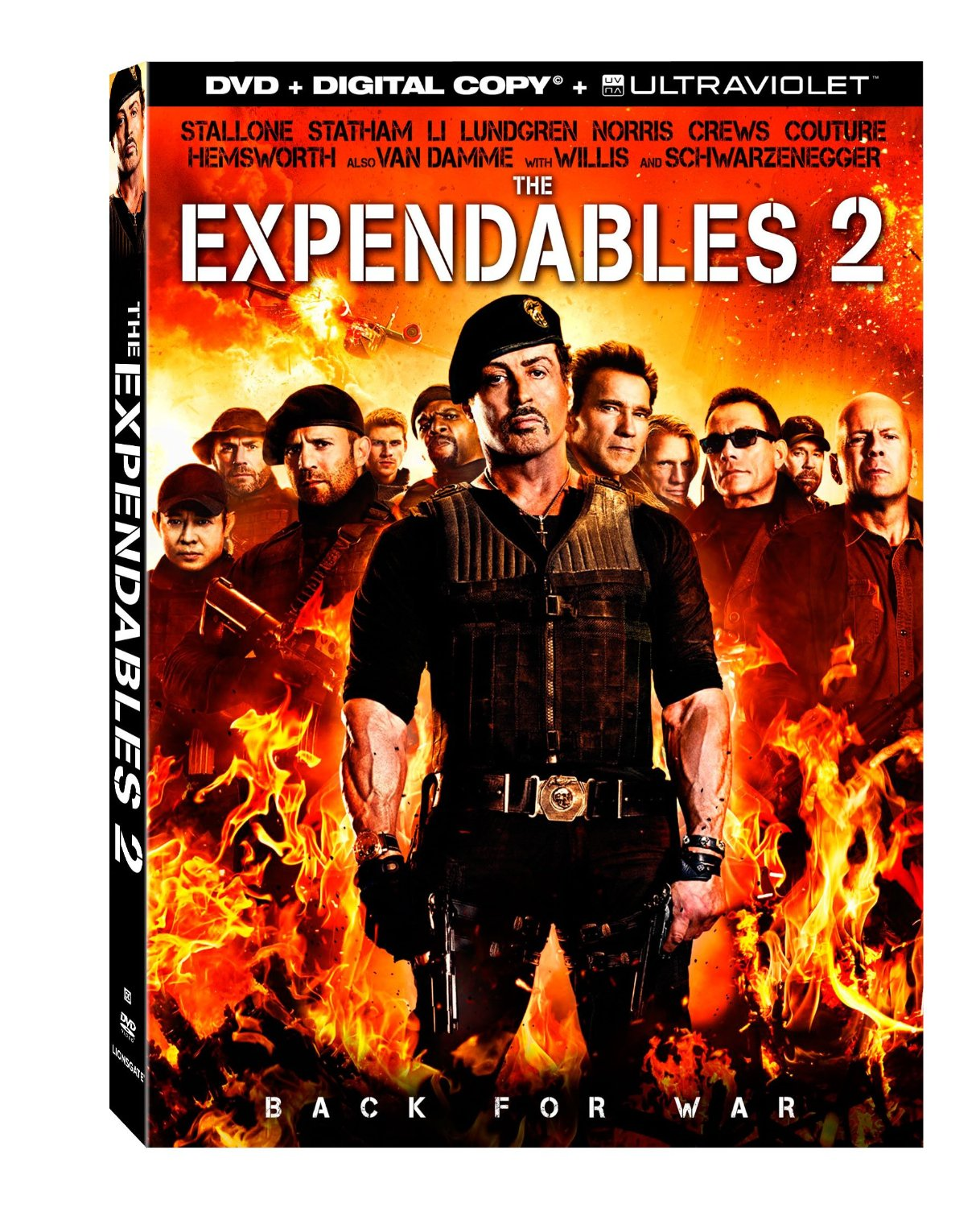 Expendable 2