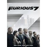 Furious 7-Blu-ray
