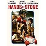 Hands of Stone-DVD