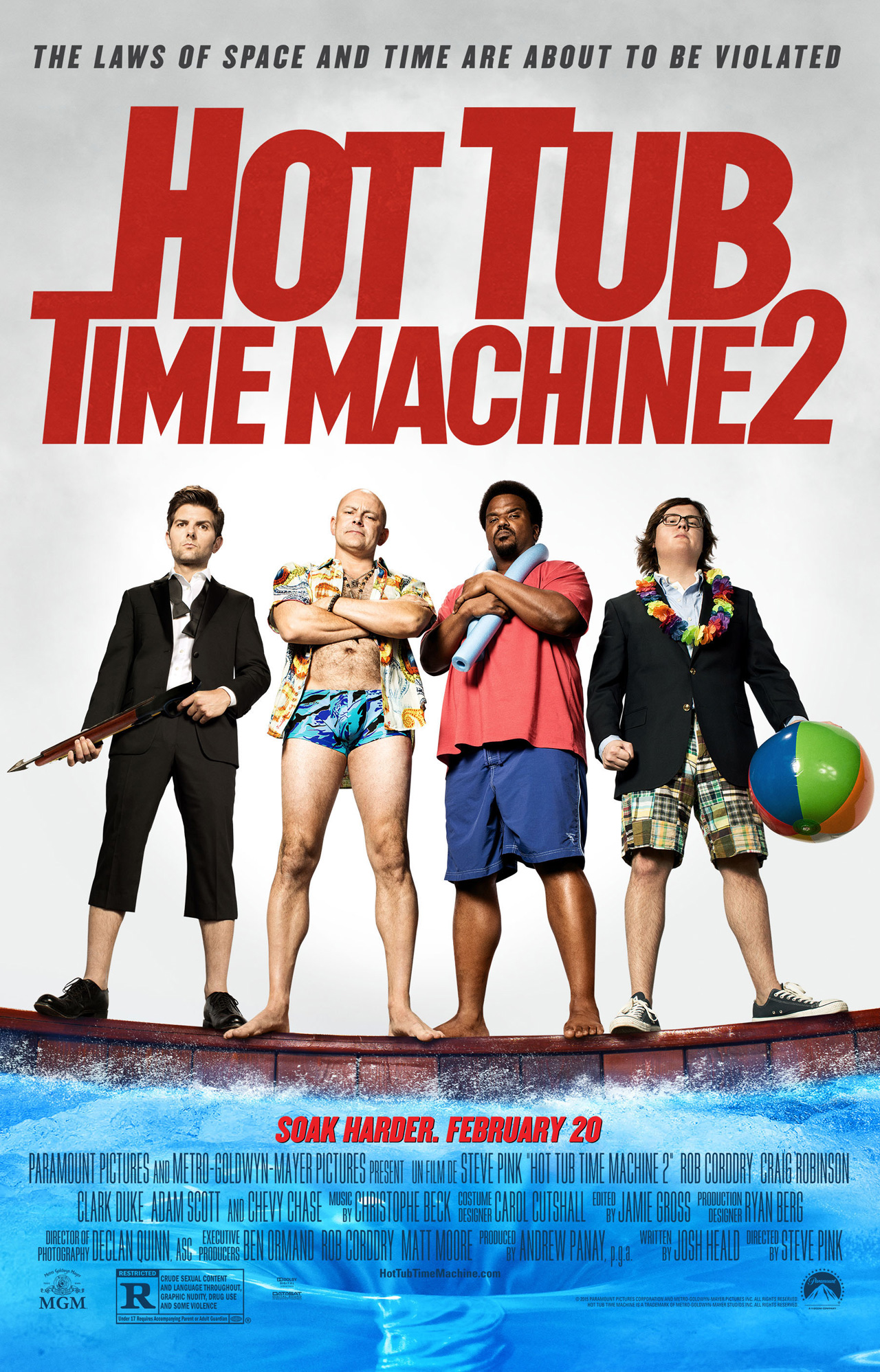 Hot Tub Time Machine 2-HD