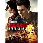 Jack Reacher Never Go Back-HD