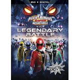Power Rangers Legendary Battle-SD