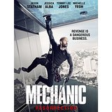 Mechanic: Resurrection-HD