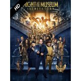 Night at The Museum Secret of the Tomb-HD