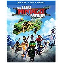 The Lego Ninjago Movie-HD