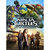 Teenage Ninja Mutant Turtles: Out of the Shadow-HD