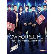 Now You See Me 2-HD