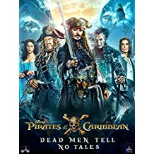 Pirates of the Caribbean Dead Men Tell No Tales-HD