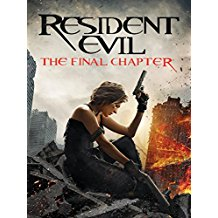 Resident Evil The Final Chapter-HD