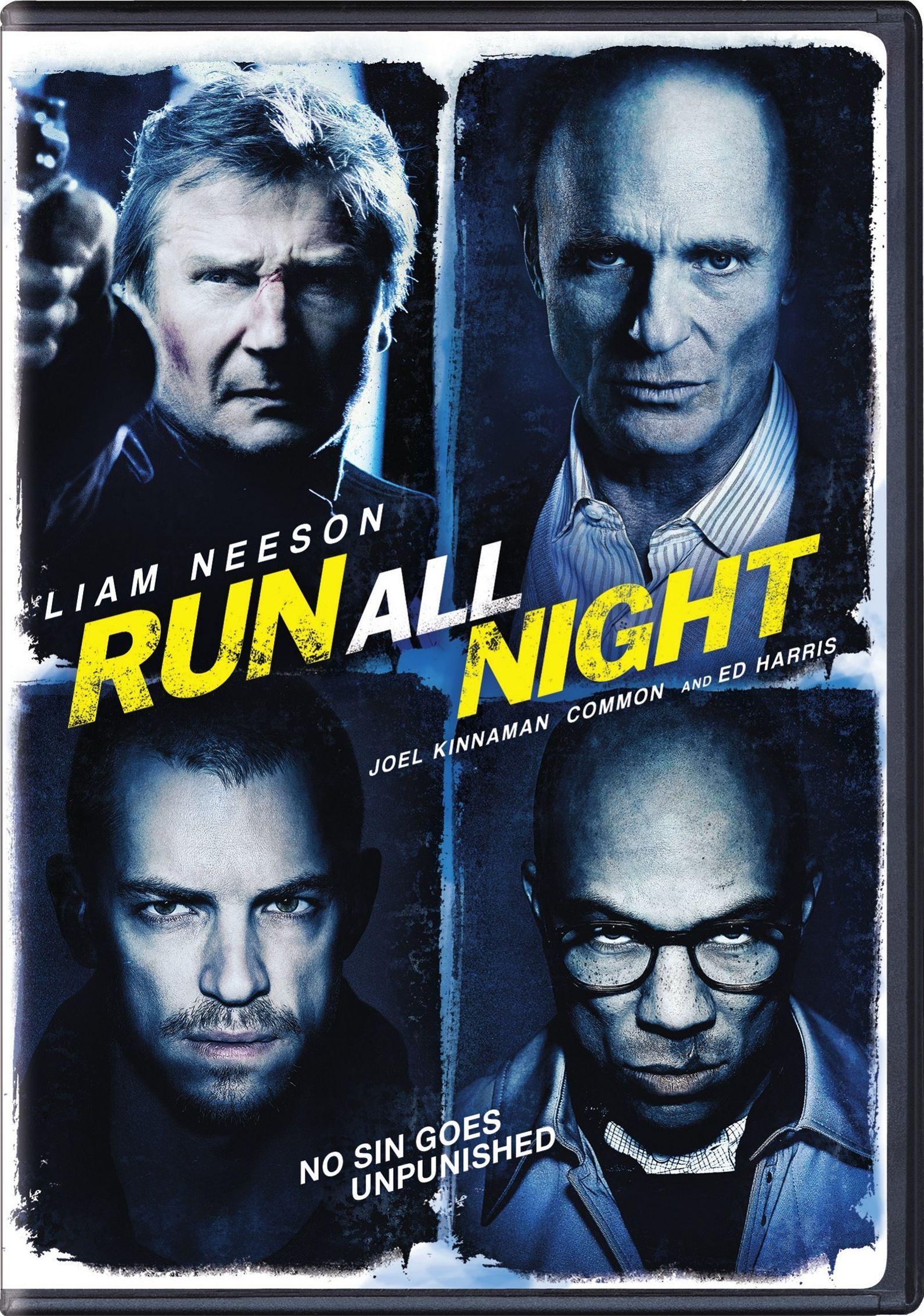 Run All Night-DVD
