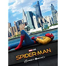 Spiderman Homecoming-HD