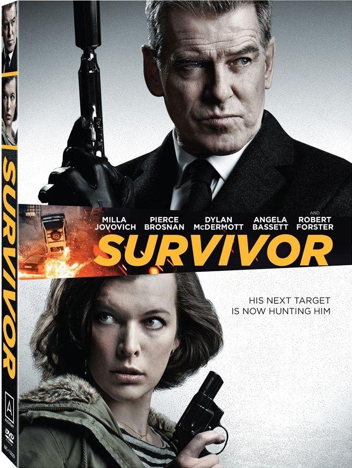 Survivor-DVD