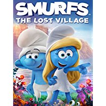 The Smurfs: The Lost Village-HD
