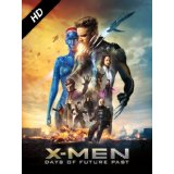 X-MEN DAYS OF FUTURE PAST-HD