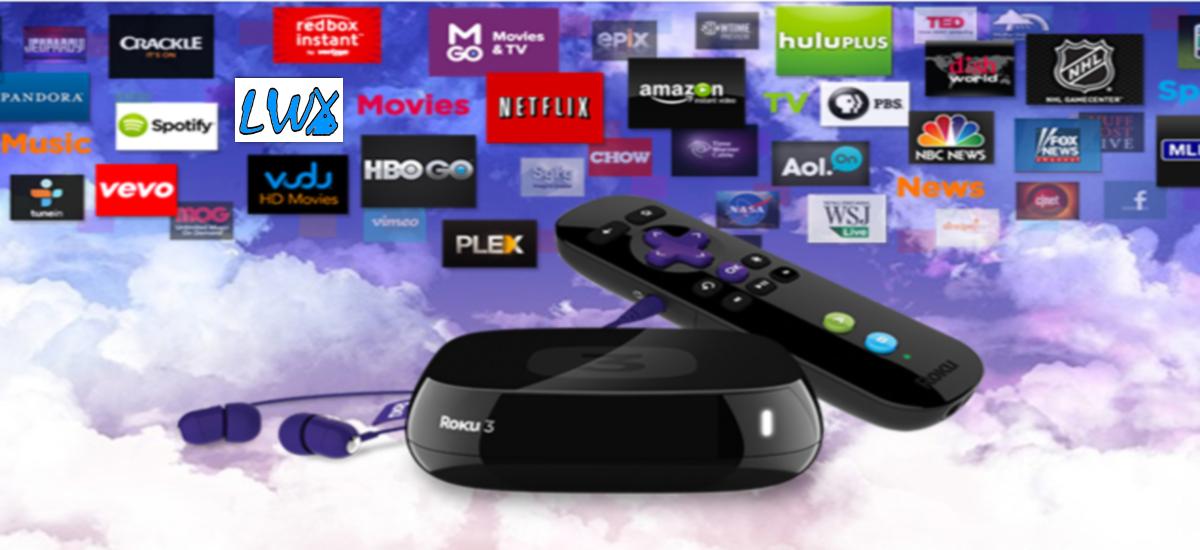 Roku IPTV