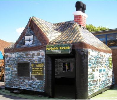 Inflatable pubs made in China