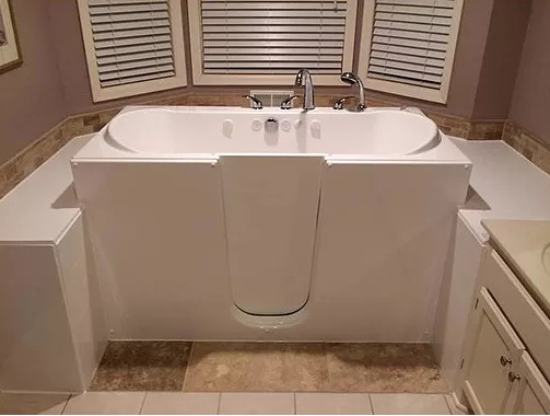 TheraTub Walk-In Tubs: Best USA Design, Price, Safety and Warranty!