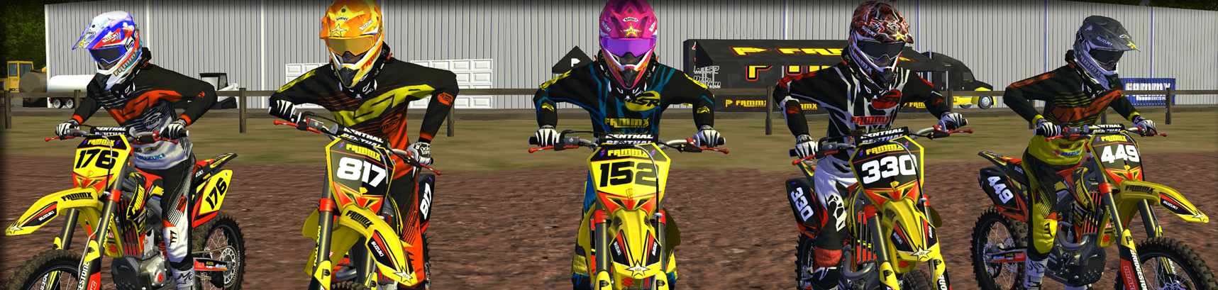 FAMmx on MXSimulator Banner