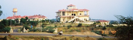 Mtdc Resorts In Kihim Beach