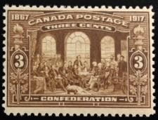 Canada #135 Mint
