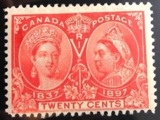 Canada #59 Mint