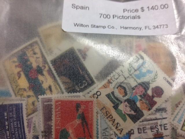 Spain 700 Pictorials
