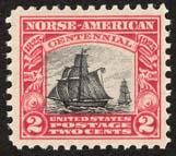 United States #620 Mint