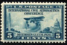 United States #650 Mint