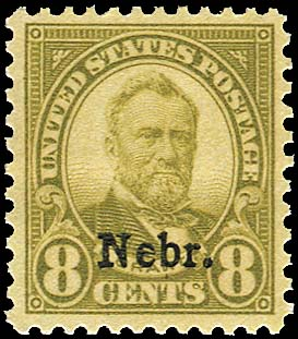 United States #677 Mint