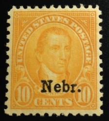 United States #679 Mint