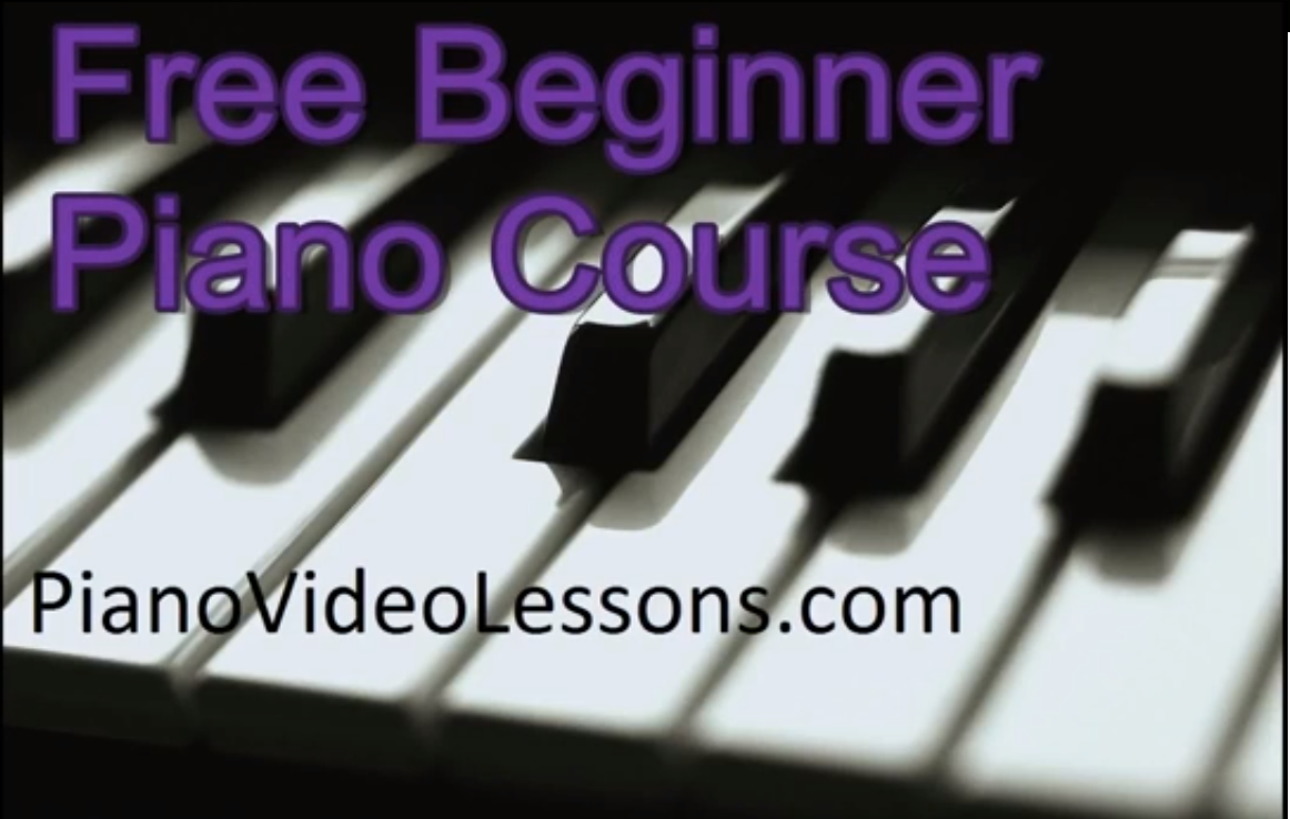 Adult beginner lesson online piano confirm