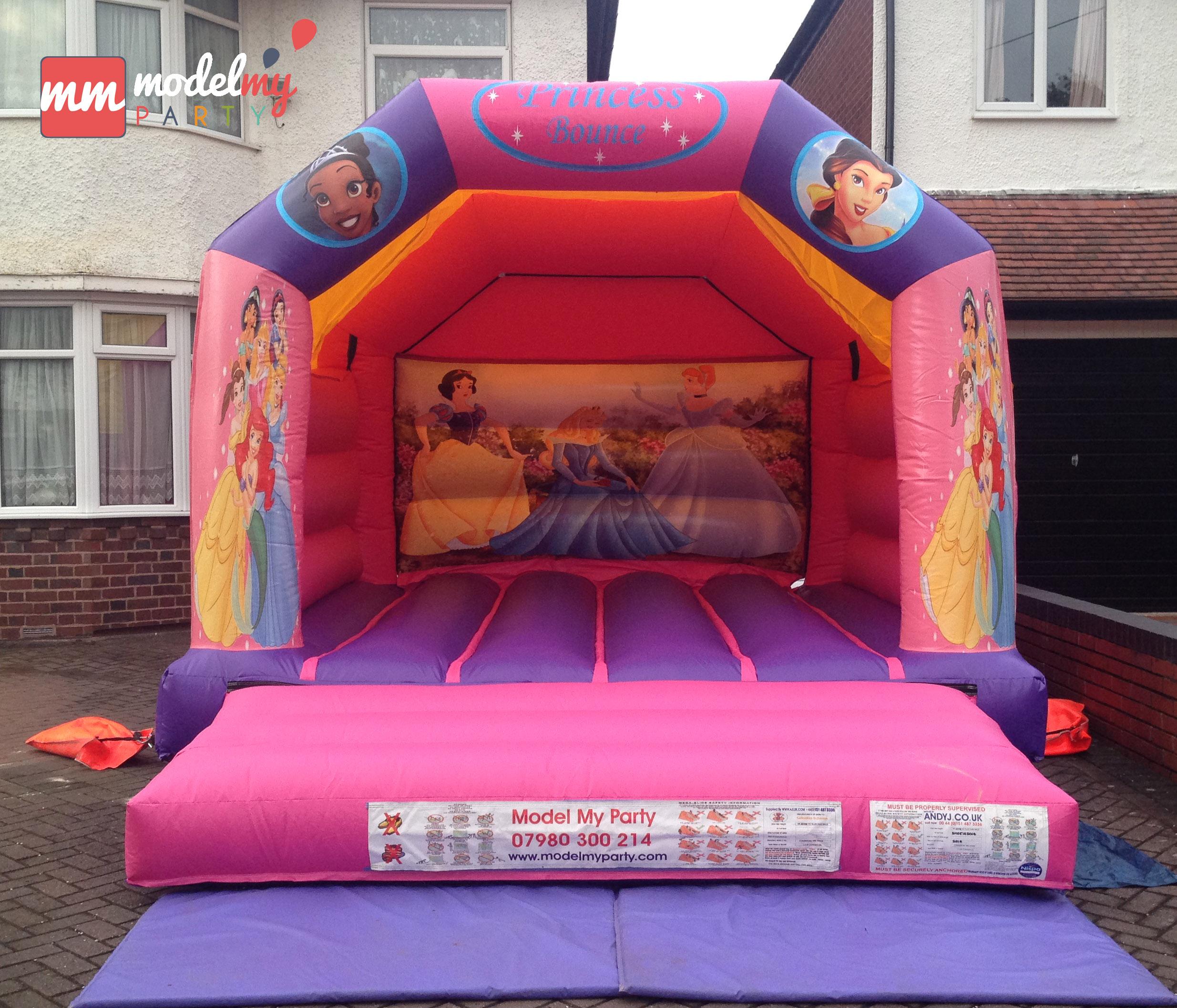 Princess Bouncy Castle