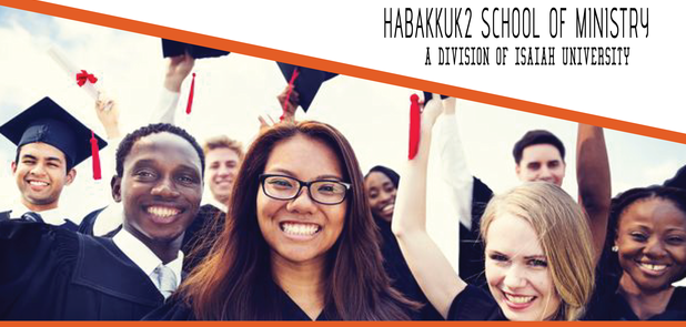Habakkuk 2 School of Ministry Education Department of LifesReDesign Ministry Intl Inc