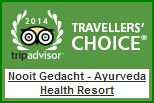 Trip Advisor Travelle's Choice Award for Nooit Gedach'