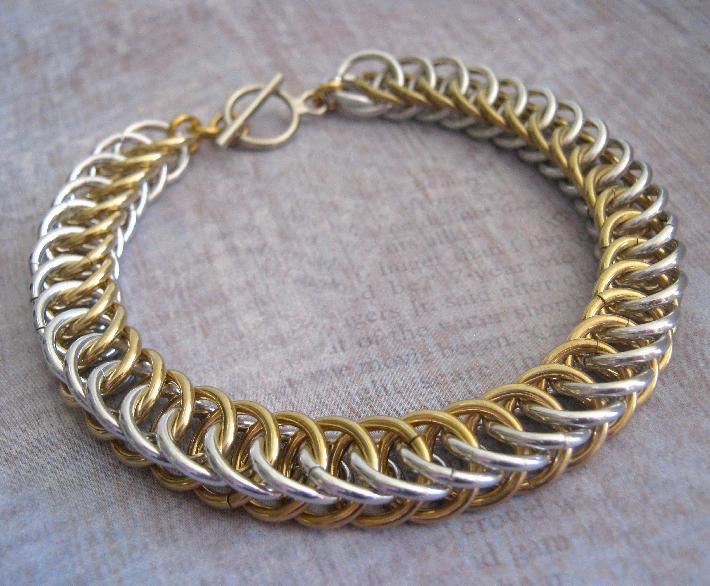 Arabian Knights Chain Maille Bracelet